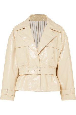 Frankie Shop | PVC jacket | NET-A-PORTER.COM