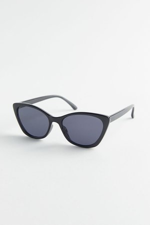 Cleo Cat-Eye Sunglasses   Urban Outfitters