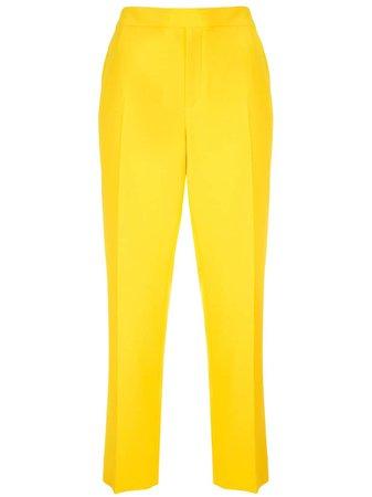 Ralph Lauren Collection high-rise straight-leg trousers - FARFETCH