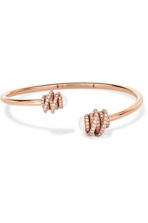 de GRISOGONO | Bracelet en or rose 18 carats, diamants et opales Toi & Moi | NET-A-PORTER.COM
