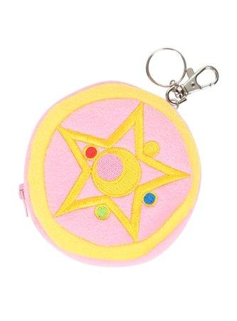 Sailor Moon Crystal Star Plush Coin Purse