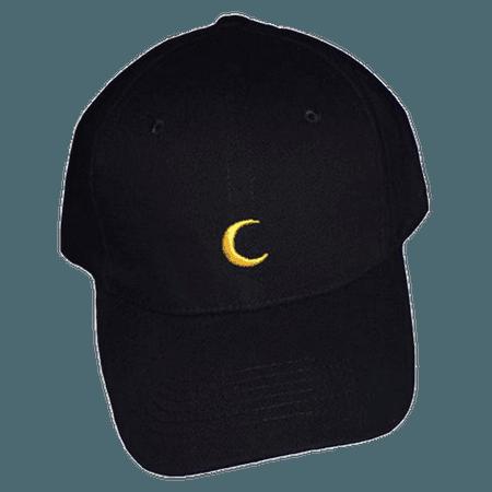 hat crescent moon !!