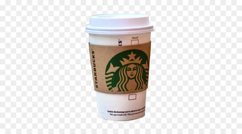 Coffee Tea Latte Espresso Starbucks - Starbucks Cup png download - 500*500 - Free Transparent Coffee Cup Sleeve png Download.