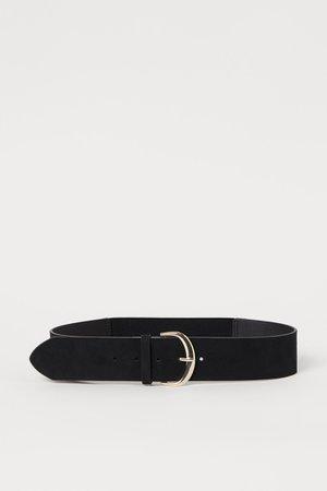 Waist belt - Black - Ladies | H&M GB