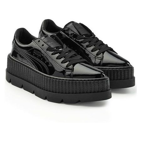 FENTY Puma by Rihanna Patent Leather Platform Creepers