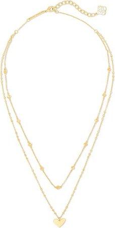 Kendra Scott Ari Charm Layered Necklace | Nordstrom