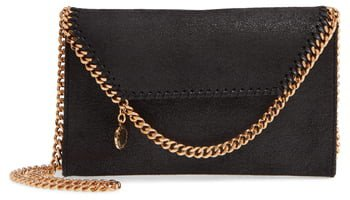 Falabella Faux Leather Crossbody Bag