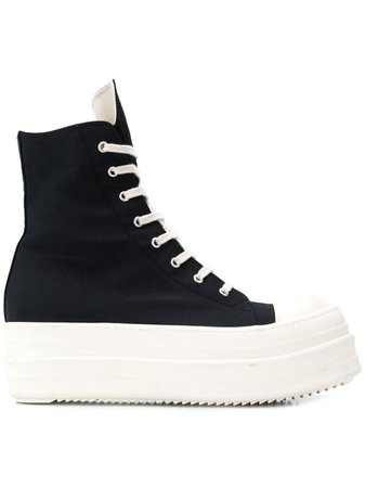 Rick Owens DRKSHDW Baskets Double Bumper - Farfetch