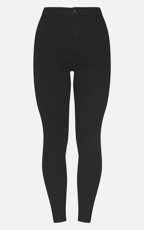 Prettylittlething Mid Blue 5 Pocket Skinny Jean | PrettyLittleThing
