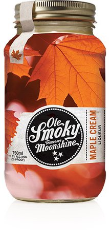 Ole Smoky Moonshine - Maple Cream Liqueur
