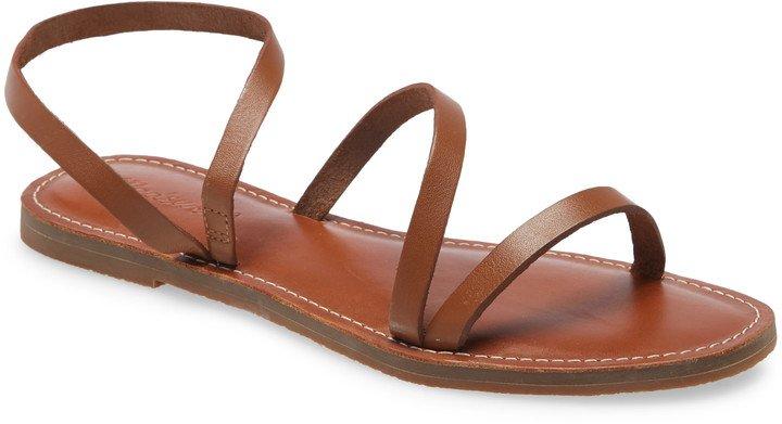 The Boardwalk Anklet Strap Sandal