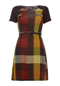 orange brown wool plaid pants - Google Search
