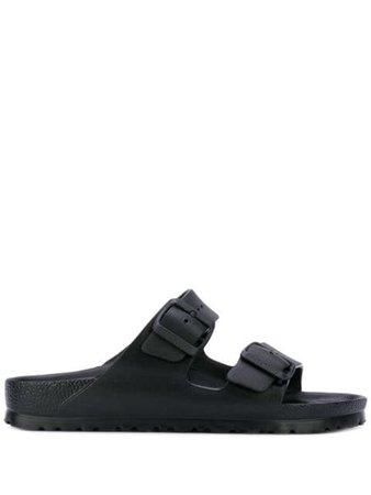Birkenstock Arizona sandals black 129423 - Farfetch