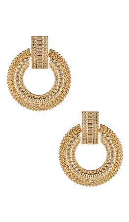 8 Other Reasons Gemma Earrings in Gold   REVOLVE