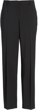 Tiluna Slim Stretch Wool Suit Trousers