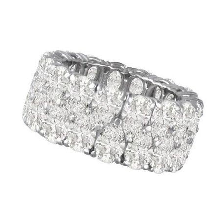 hopard eternity diamond ring