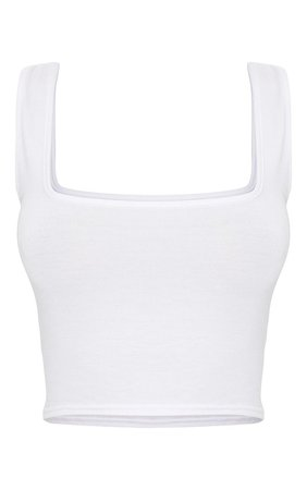 BASIC WHITE JERSEY SQUARE NECK CROP VEST.JPG (740×1180)