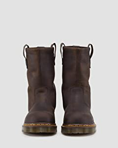 Amazon.com   Dr. Martens, Men's Icon 2295 Steel Toe Heavy Industry Boots, Gaucho, 5 M US   Industrial & Construction Boots