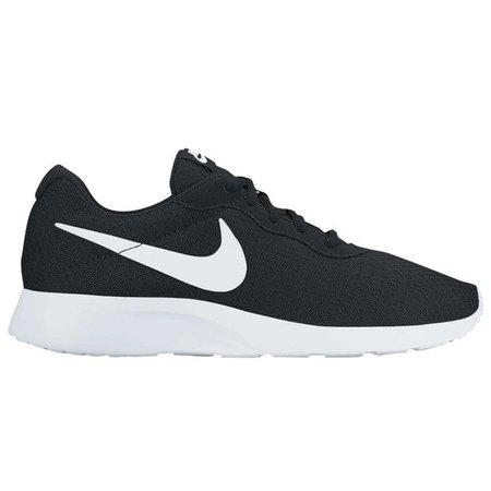Nike Tanjun Mens Casual Shoes Black / White US 11 | Rebel Sport