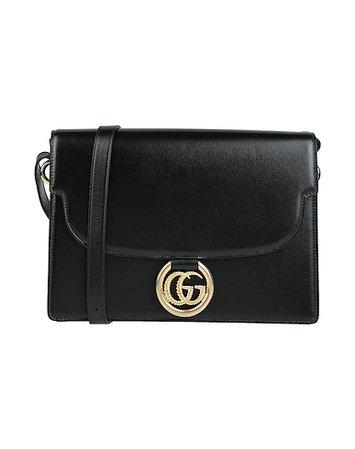 Gucci Cross-Body Bags - Women Gucci Cross-Body Bags online on YOOX United States - 45505285QT