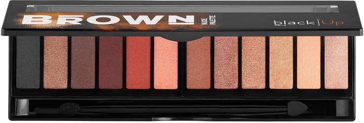 Brown Nude Palette