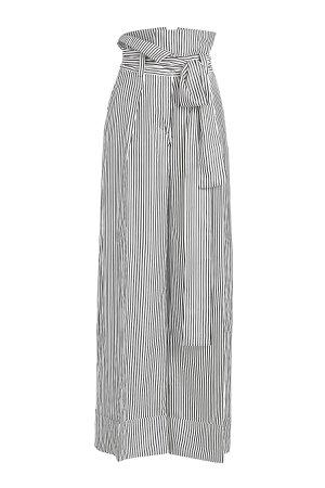 Haven Wide Leg Silk Pants Gr. FR 40