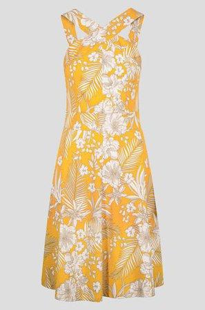ORSAY floral dress