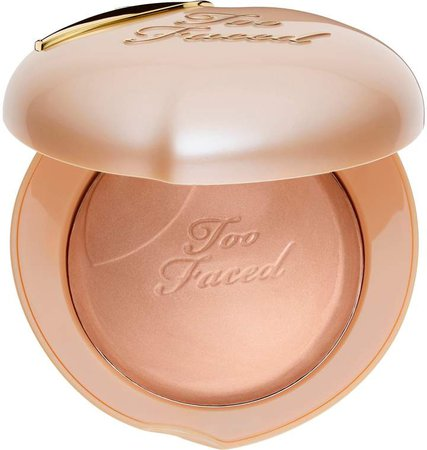 Peach Frost Melting Powder Highlighter Peaches and Cream Collection