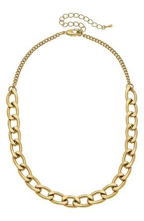 Women's Metallic Necklaces