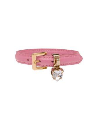 Miu Miu City crystal-embellished Bracelet - Farfetch