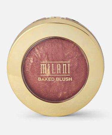 Milani Baked Blush - Red Vino at BEAUTY BAY