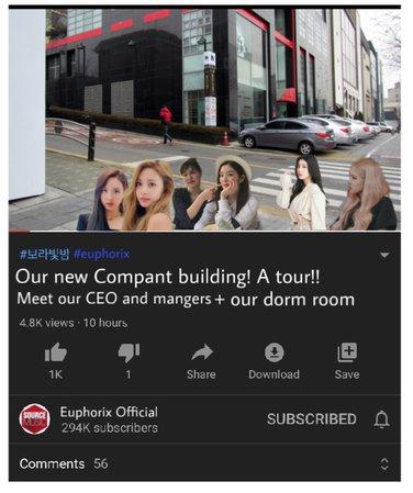 Euphorix YouTube