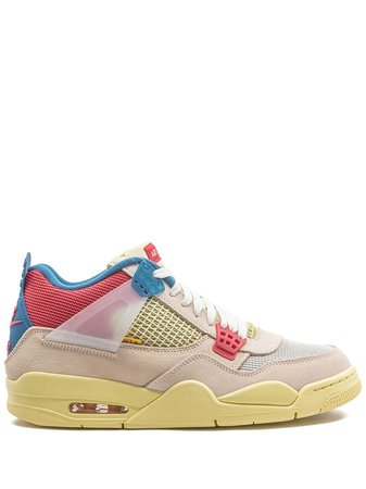 Jordan x Union Baskets Air Jordan 4 SP Guava Ice - Farfetch