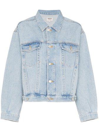 Agolde Classic Denim Jacket A5010778HEED Blue | Farfetch