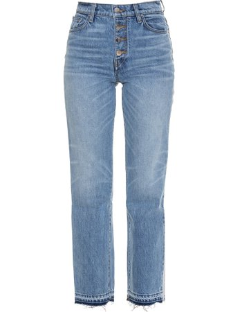 Amiri Straight Leg Jeans