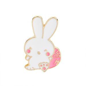 Kawaii Cuties Pastel Animals Enamel Pins – WeirdGirlsClub