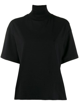 Black Acne Studios Mirka T-Shirt | Farfetch.com