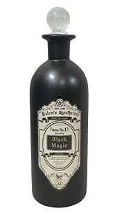 black potions