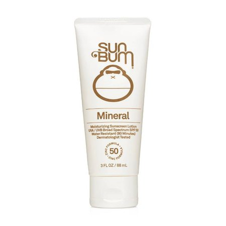 Sun Bum Mineral Sunscreen Lotion - SPF 50 - 3 Fl Oz : Target