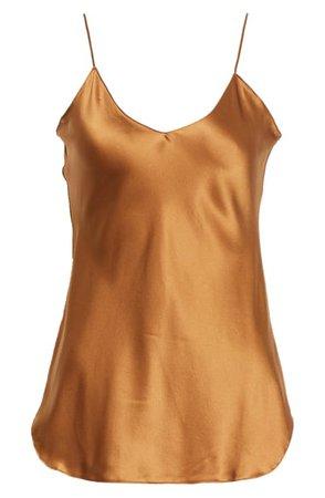 Nili Lotan Isabella Silk Camisole | Nordstrom