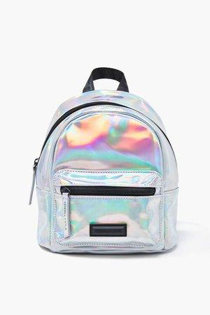 Kendall & Kylie Metallic Backpack
