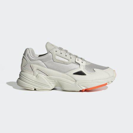 adidas Falcon Shoes - White   adidas US
