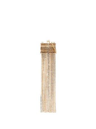 Rosantica Orfea Drop Embellished Micro Bag - Farfetch