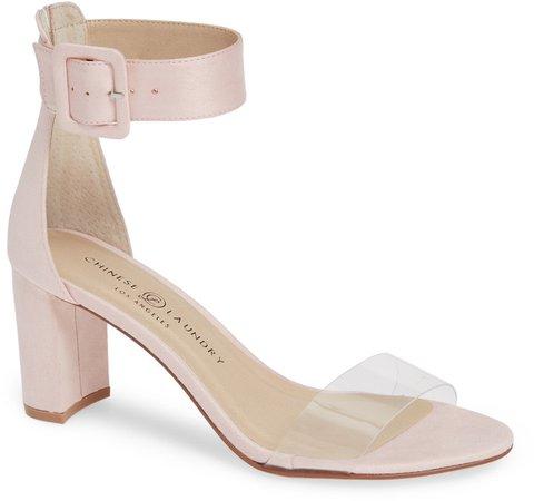 Reggie Ankle Strap Sandal
