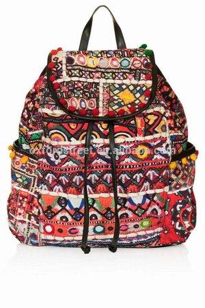 boho embroidered backpacks - Google Search