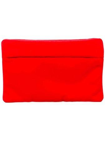 Red Corto Moltedo Sybil Clutch | Farfetch.com