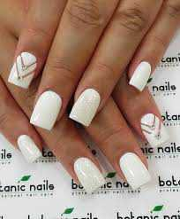 gold white nail art - Google Search