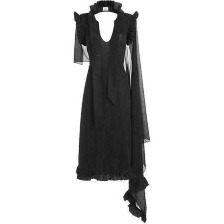 Vetements Chiffon Dress