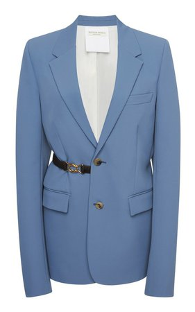 Gabardine Suit Jacket by Bottega Veneta | Moda Operandi