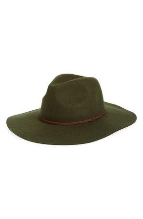 BP. Wide Brim Felt Panama Hat | Nordstrom